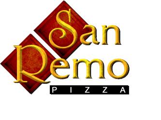 San Remo Pizza Home Page